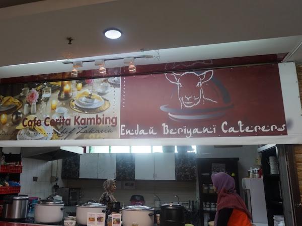 Menu lazat di Cafe Cerita Kambing ,Anggerik Mall,Shah Alam.