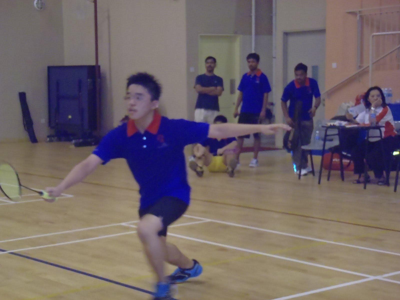 Bukit Batok East - Build. Bond. Engage.: Community Games ... Badmintonbond
