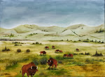 """Tatanka oyate"" (le peuple bison)"