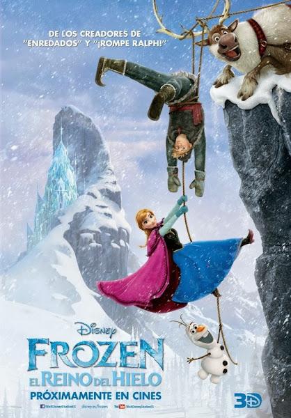 Frozen, el reino del hielo (2013) Online español