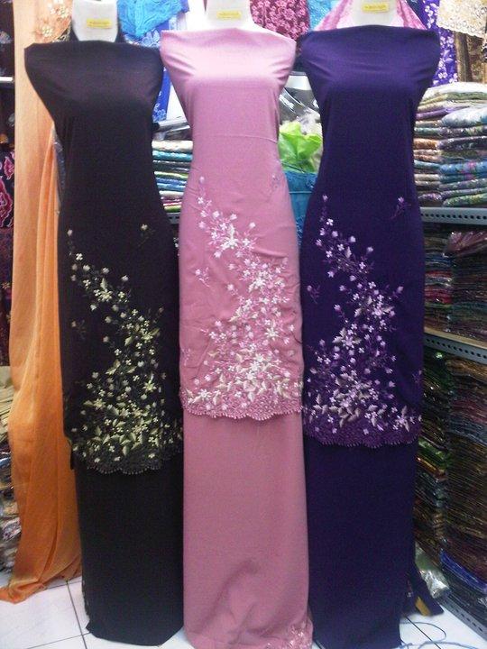 Fesyen Baju Kurung Moden 2013