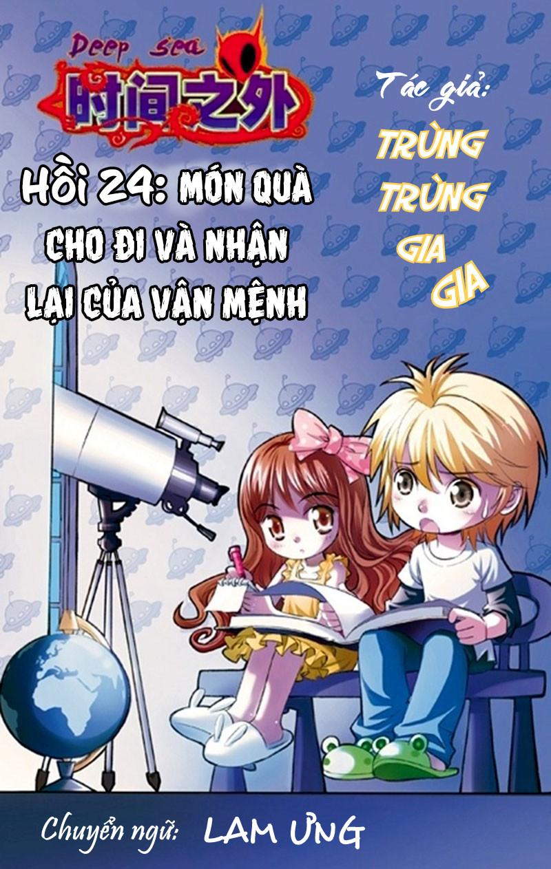 Thời Gian Chi Ngoại Chap 24 - Next Chap 25