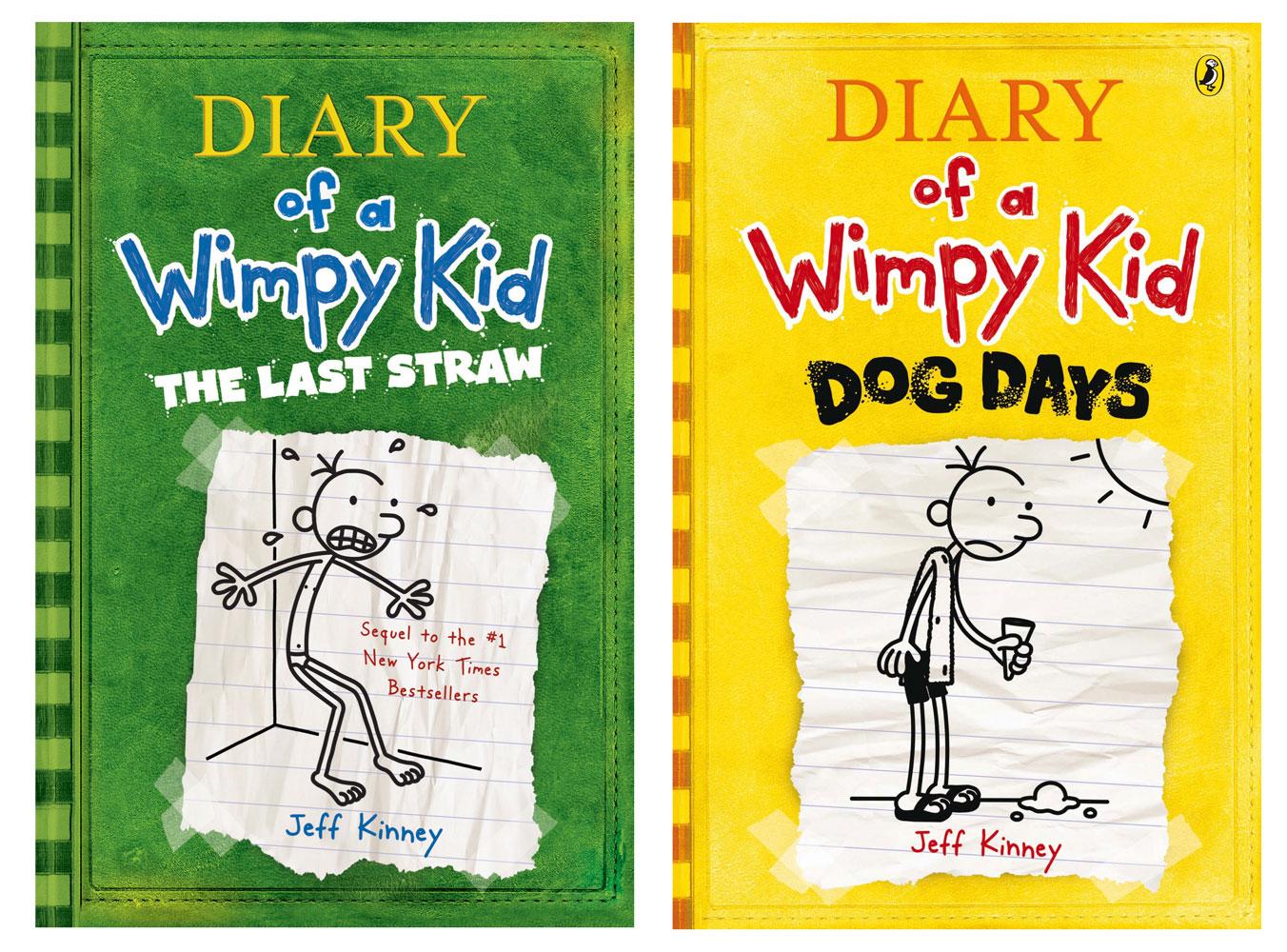 diary of a wimpy kid book last straw pdf