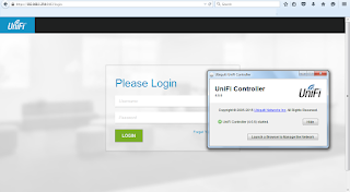 Configure Unifi AP and Controller