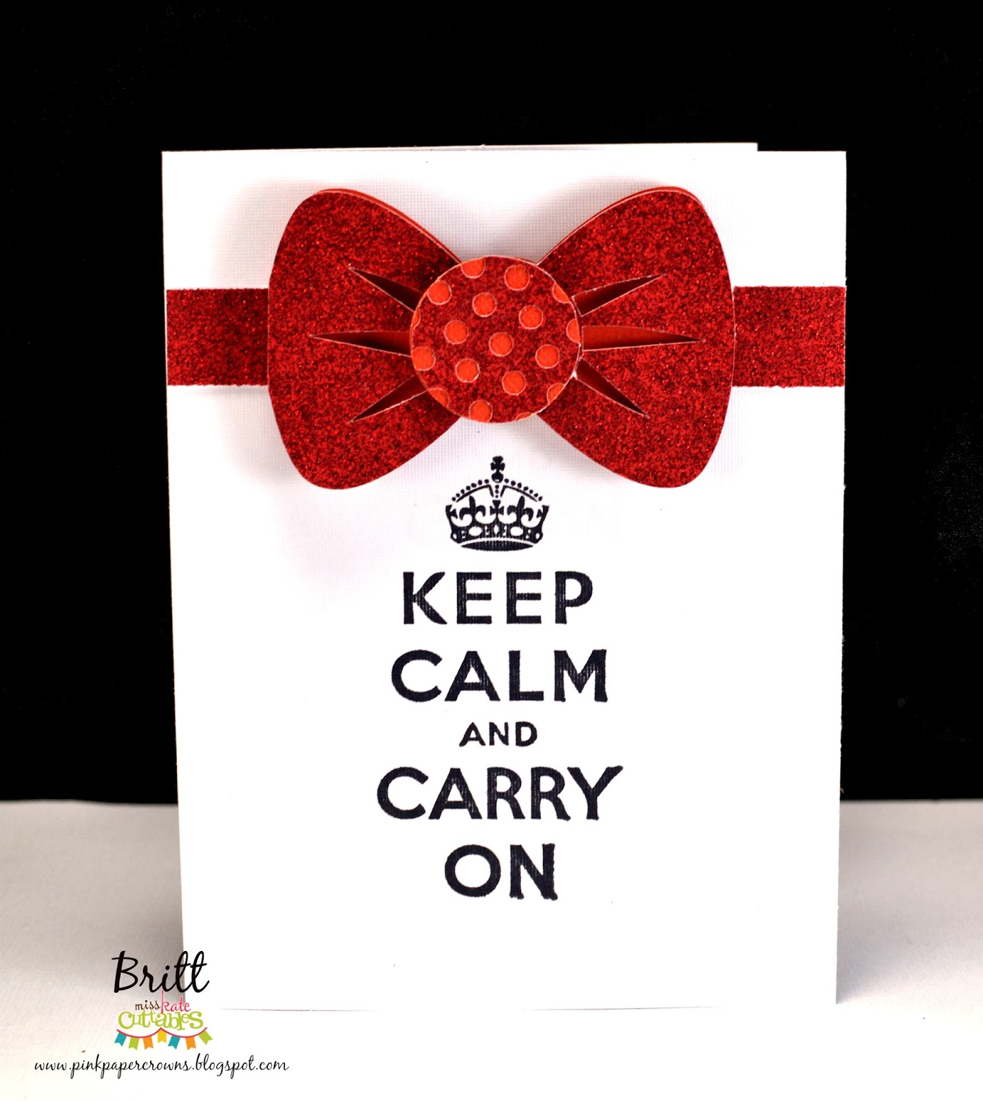 Pinkpapercrowns Keep Calm And Use Miss Kate Cuttables