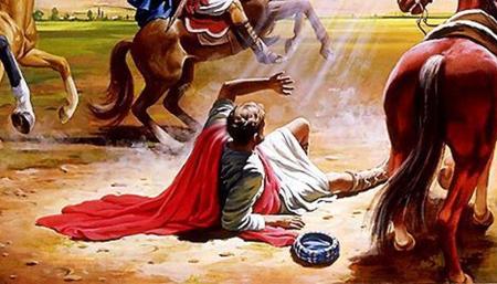 Saul of Tarsus - False Apostle Paul Archive: The Problem With Saul ...