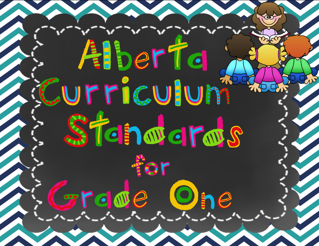 http://www.teacherspayteachers.com/Product/Alberta-Grade-1-Curriculum-Standards-I-Can-Posters-1365022