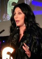 Cher at The Attitude Awards