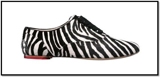 Zebra Square derbies zébrée Hogan