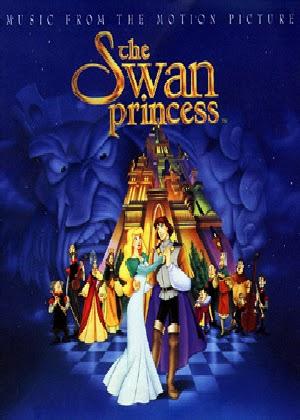 Vương Quốc Odette - Swan princess (1994) Vietsub