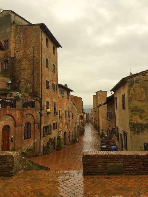 Certaldo Tuscany