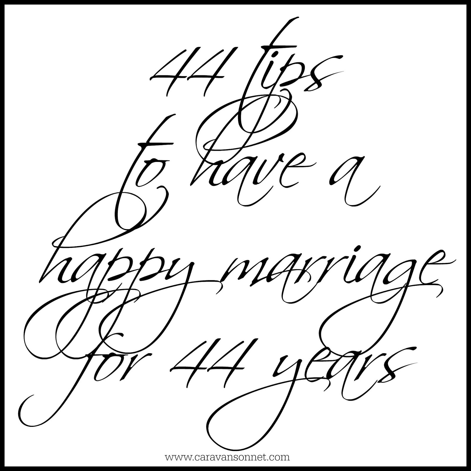 happy 44 wedding anniversary