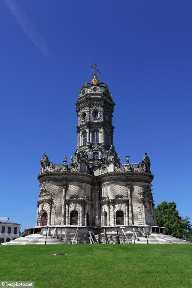 храм в дубровицах фото