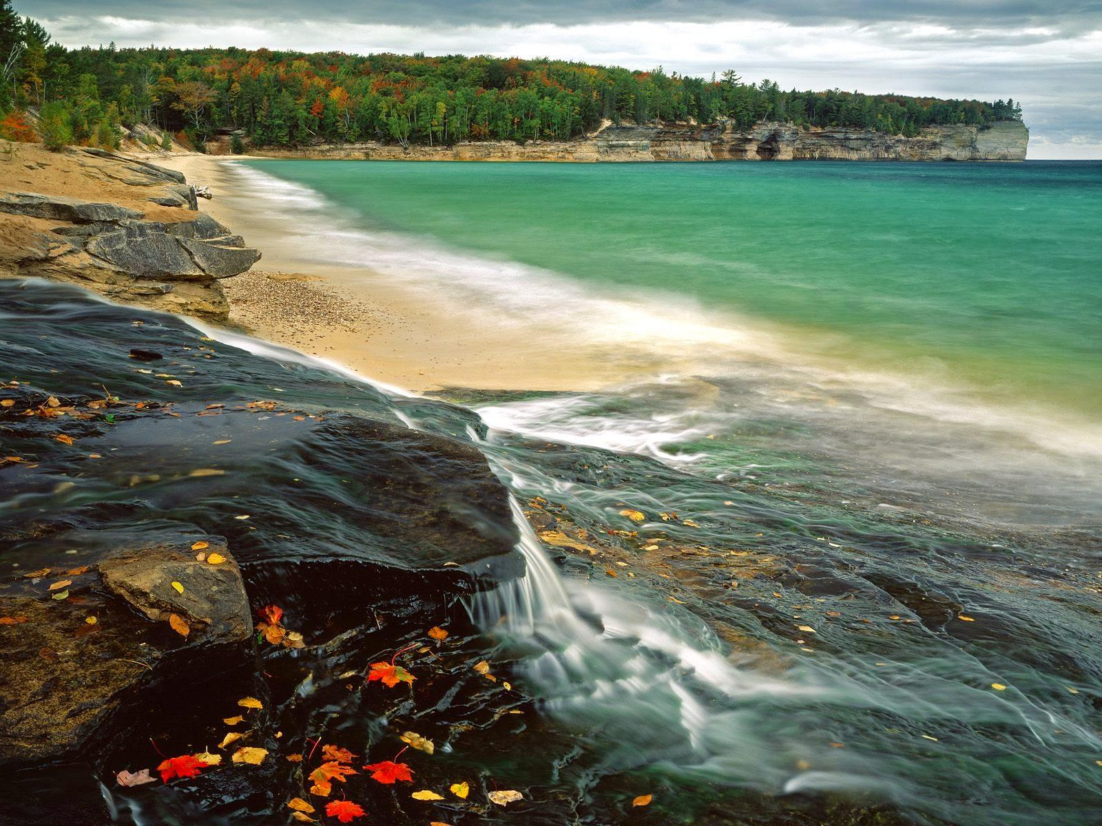 hình bãi biển mùa hè đẹp