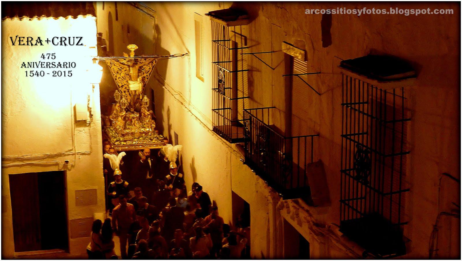 Pasión en Arcos   (Indice).