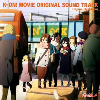K-ON! Movie Original Soundtrack