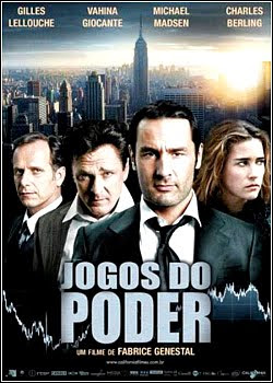 Filme Poster Jogos do Poder DVDRip XviD Dual Audio & RMVB Dublado