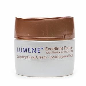Lumene, Lumene ExCELLent Future Deep Repairing Cream, Lumene moisturizer, face cream, skin, skincare, skin care