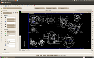 Auto Cad for Linux
