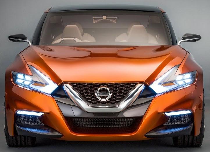 Nissan Maxima Sport Sedan Concept Front