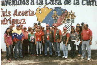 ARAGUA EN ACCION CON EL FCMBEZ