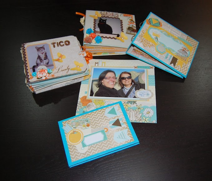 O B.A. BA do Scrapbooking - Modulo III