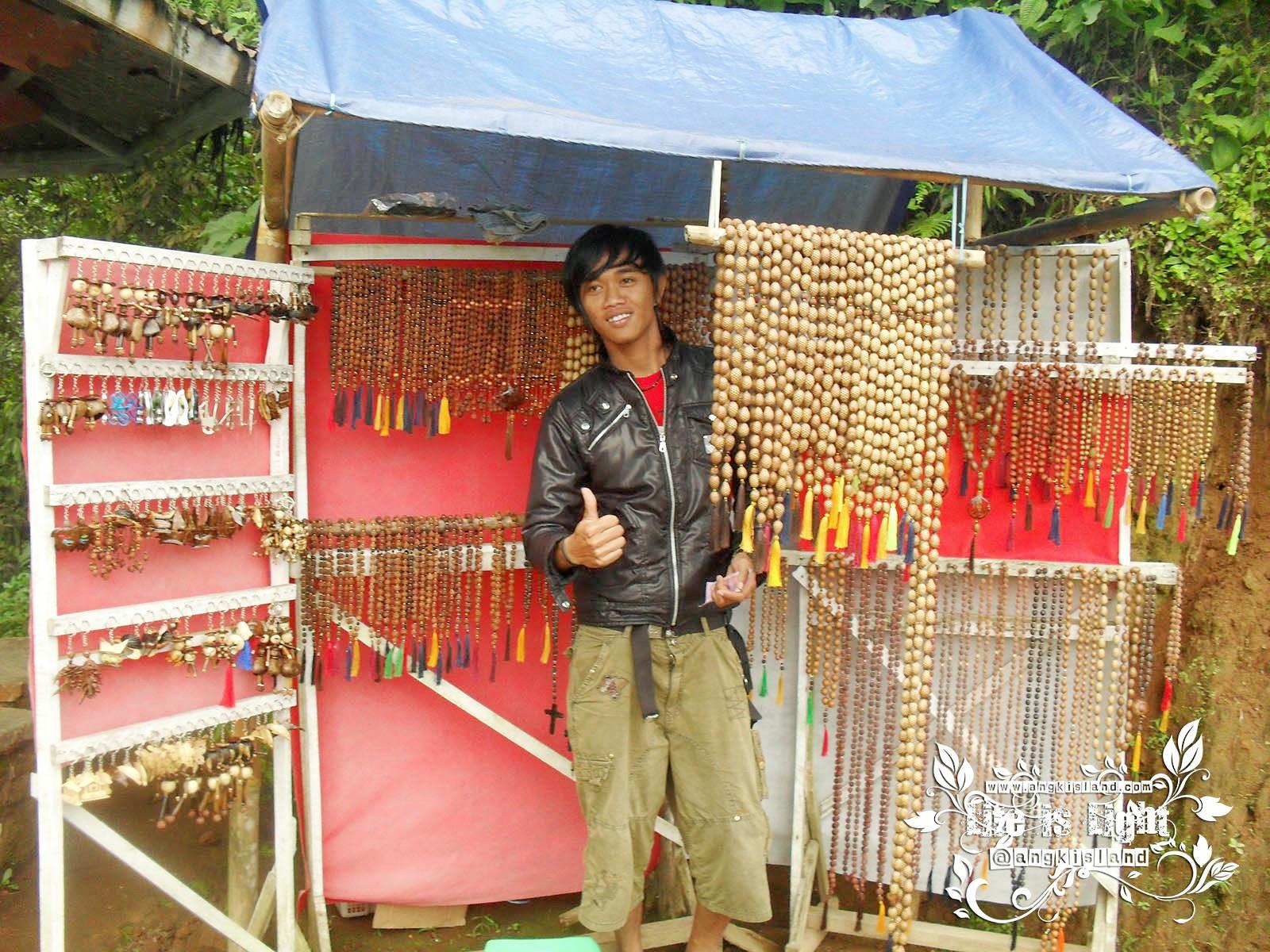 penjual baturraden