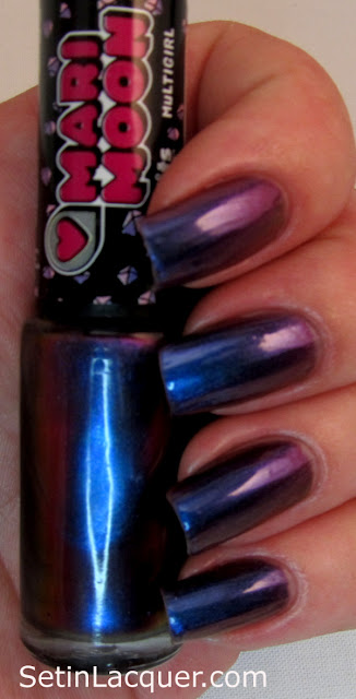 Hits Mari Moon Artsy nail polish
