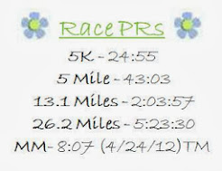 Race PRs