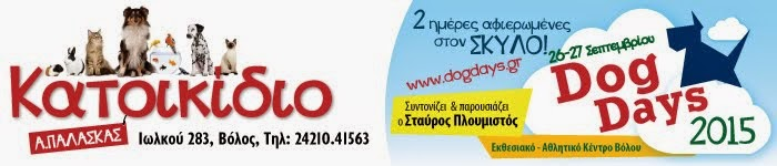 DOG DAY 2015 ΣΤΟ ΒΟΛΟ