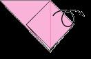 Cara Membuat Origami Keong