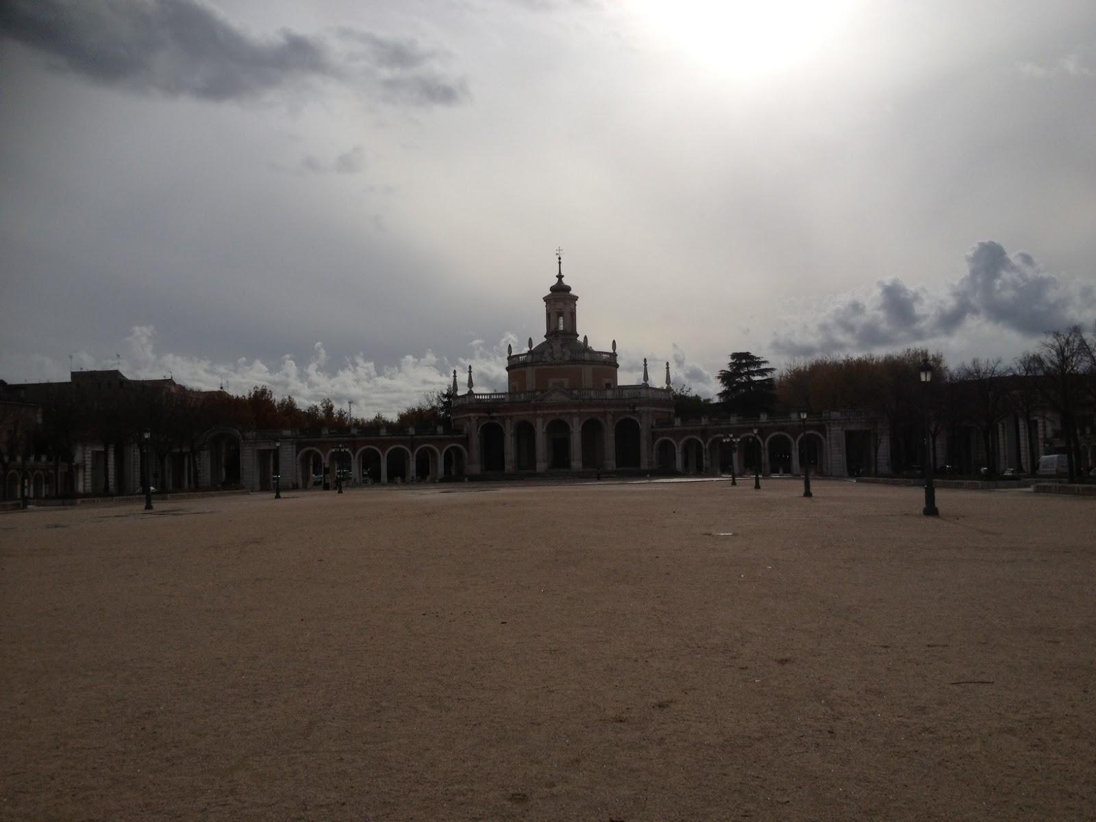 Aranjuez y chinch n excursioneando con apple for Juzgados de aranjuez