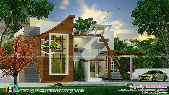 Ultra modern residence