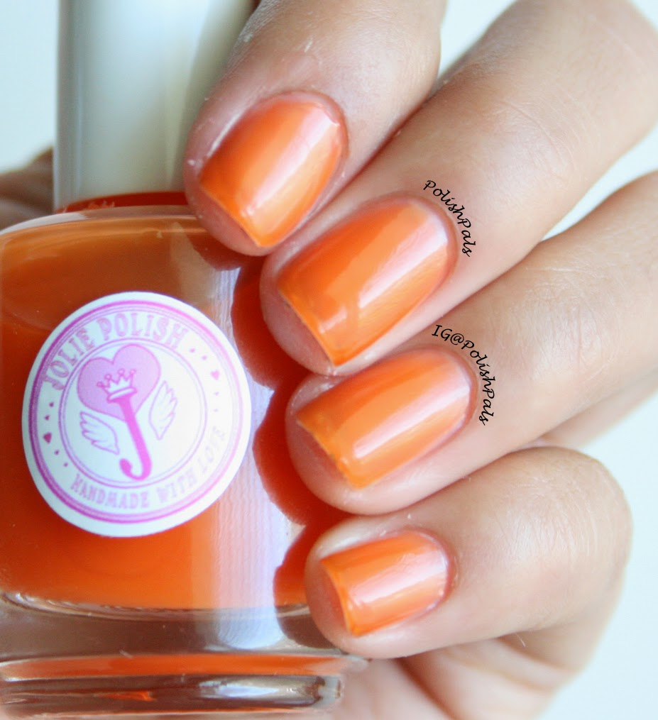 Orange You With the Band by Jolie Polish