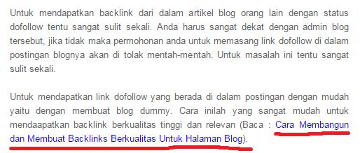 Pentingnya Membuat Internal Link Di Setiap Postingan Blog