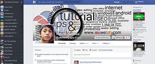 tampilan theme tema facebook terbaru 2013 baru baru ini facebook ...