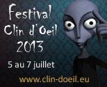 AUTRES SORTIES : Festival Clin d'Oeil à Reims du 5 au 7 Juillet