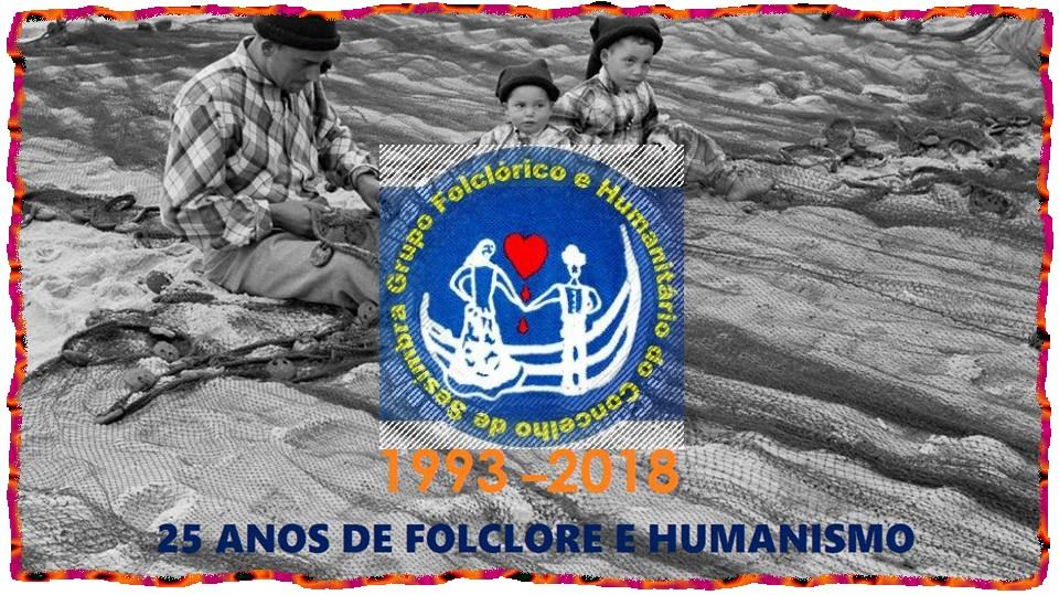XXV Aniversário do Grupo Folclórico e Humanitário do Concelho de Sesimbra
