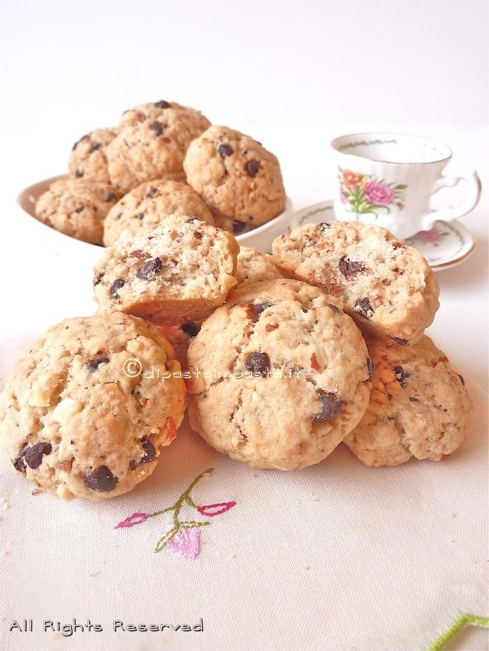 Ricetta biscotti secchi senza lattosio
