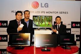 LG TM2792D dan LG D2343P: 3D