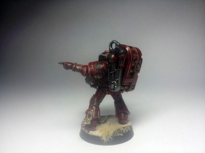 BLOOD ANGELS - WARHAMMER 40000 3-3