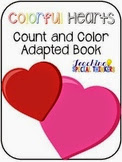 Count and Color Adapted Book