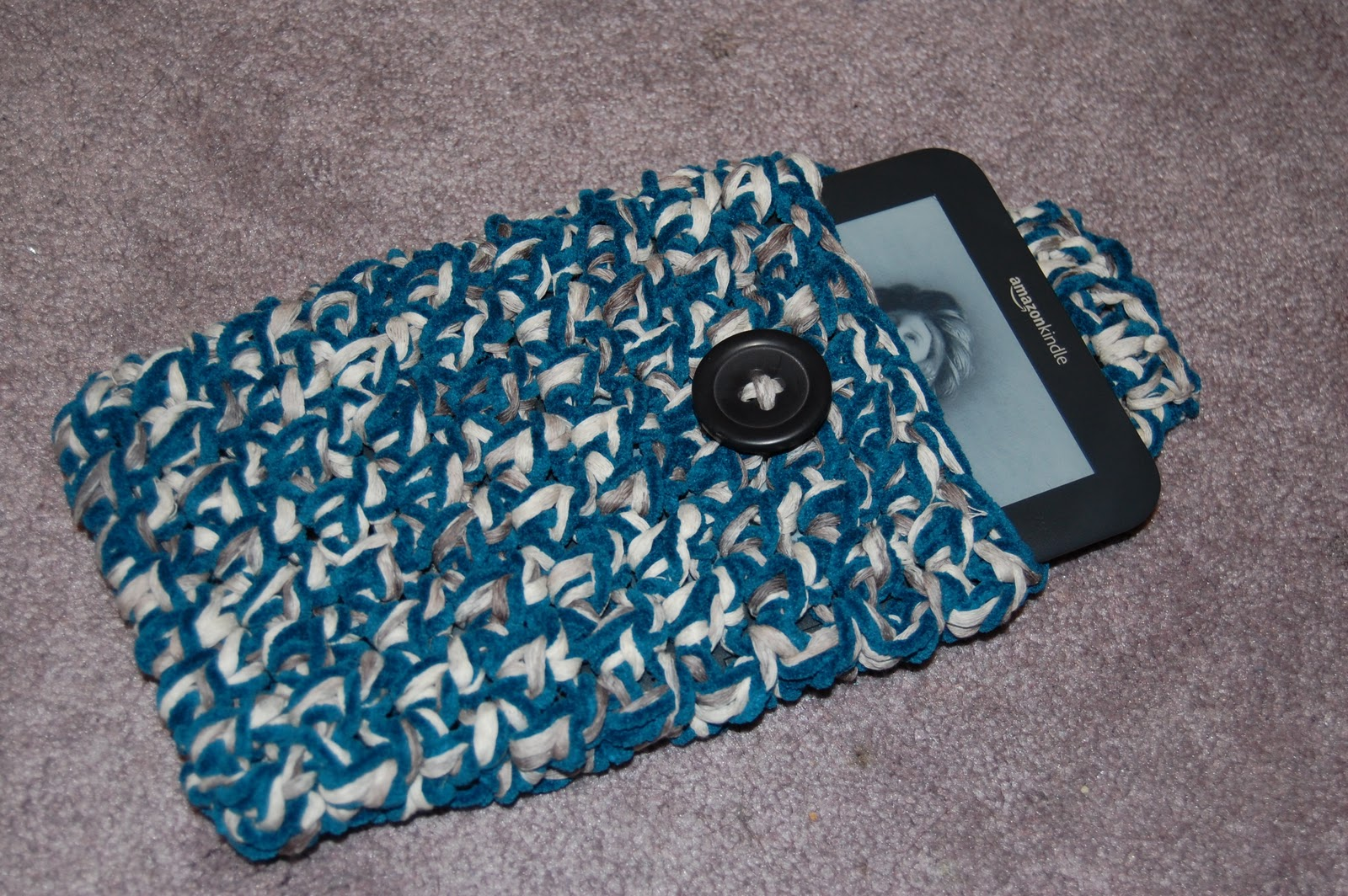 Katiedid Crafts: Kindle Cover Pattern