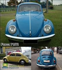 Características VWs ano a ano (com Fotos)