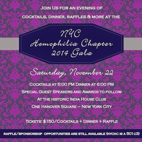 Click Below to Order Tickets for NYCHC's 2014 Gala