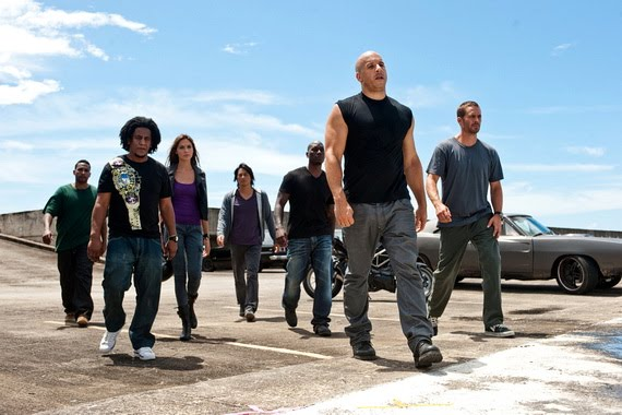 Fast Five, Photograph