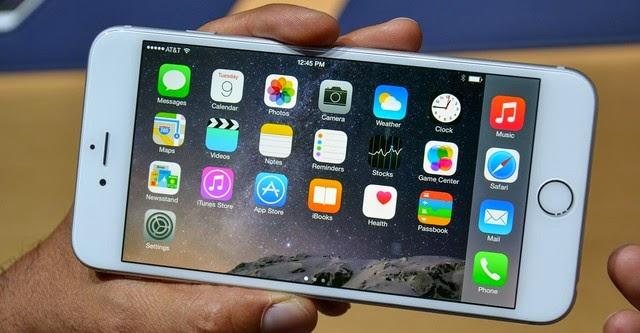 """Sức mua iPhone 6 Plus ảnh hưởng do lỗi """"cong"""""""