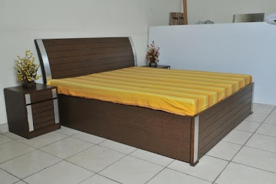 Indian wooden box bed designs - Home Interior Gallery Double Bed Designs And Ideas
