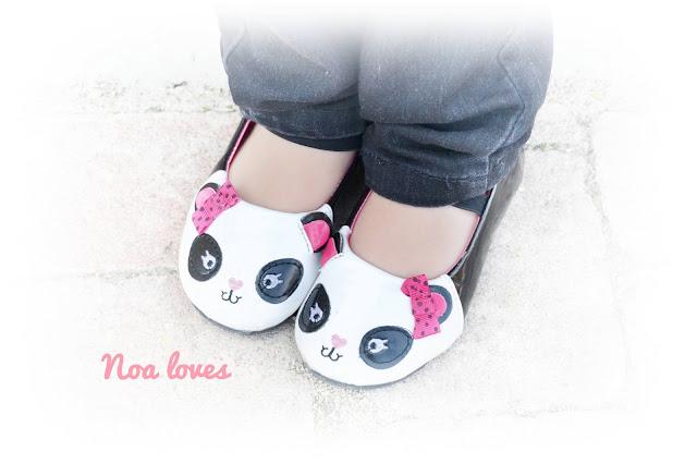 moda infantil primark calzado manoletinas