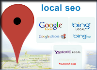 Seo for local search engine.